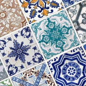 Ceramic Tile Decal for Kitchens and..