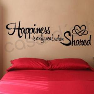 Wall Decal Quotes - Vinyl Quote Wal..