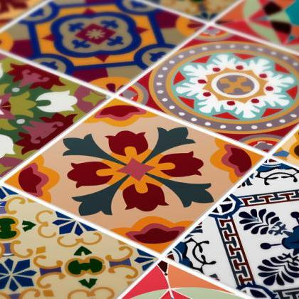 Traditional Talavera Stickers Decor..